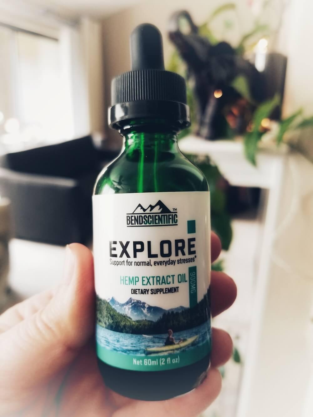 Explore Hemp Extract Oil by Bend Scientific