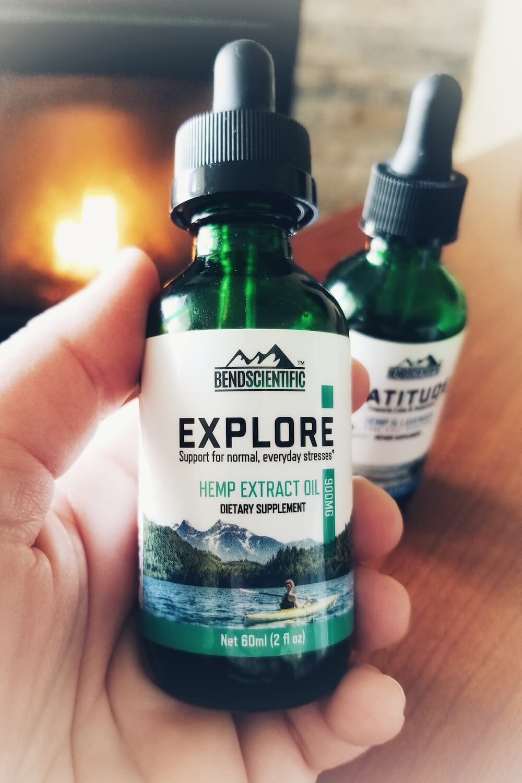 Explore Hemp Extract Oil from Bend Scientific