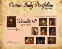 Picture Study Portfolio: Rembrandt