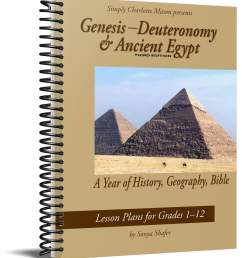 Genesis through Deuteronomy \u0026 Ancient Egypt — Simply Charlotte Mason [ 1104 x 902 Pixel ]