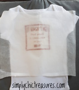 DIY Baby Onesie with a Cricut