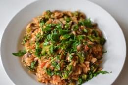 One pot vegan pasta!