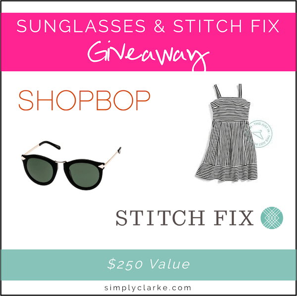 Sunglasses Stitch Fix