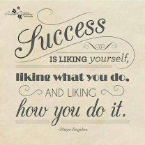 Via: quotesgram.com/maya-angelou-quotes-success/#F45KaQVzAy