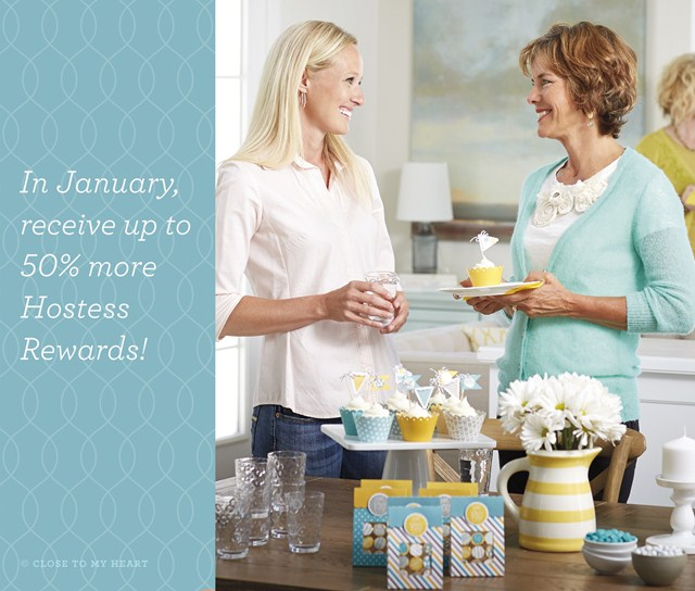 More hostess rewards!