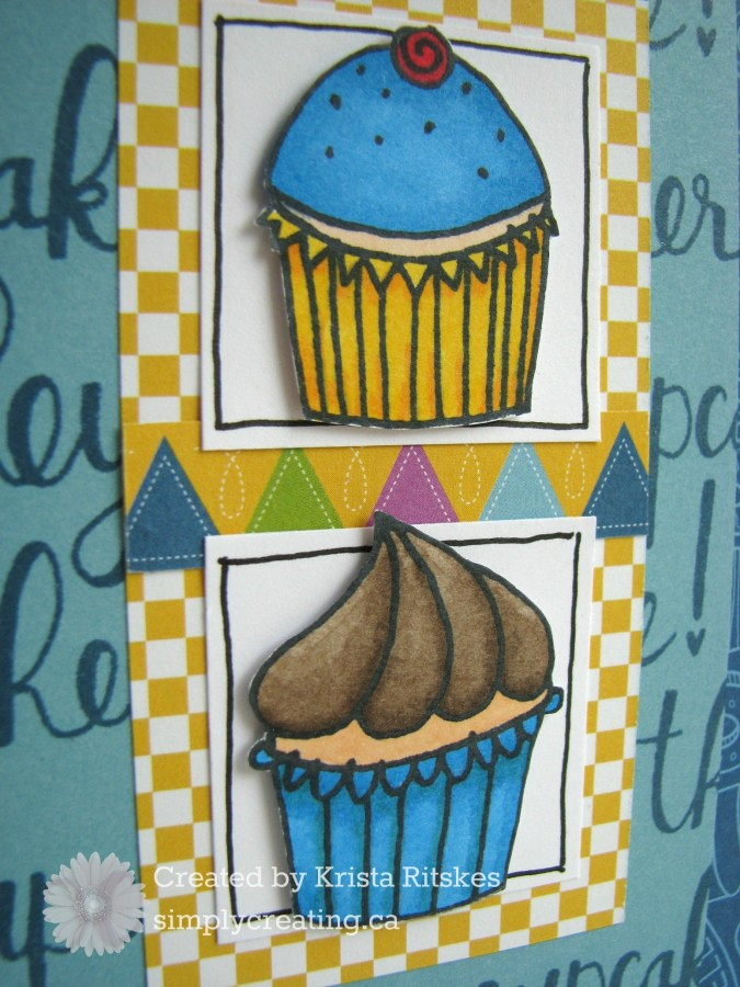 Pacifica cupcake close up