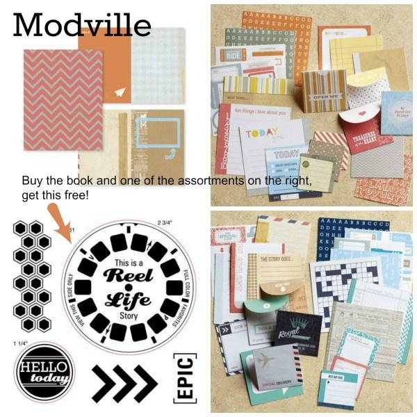 Modville Collage