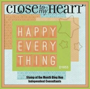 Happy Everything Blog Hop