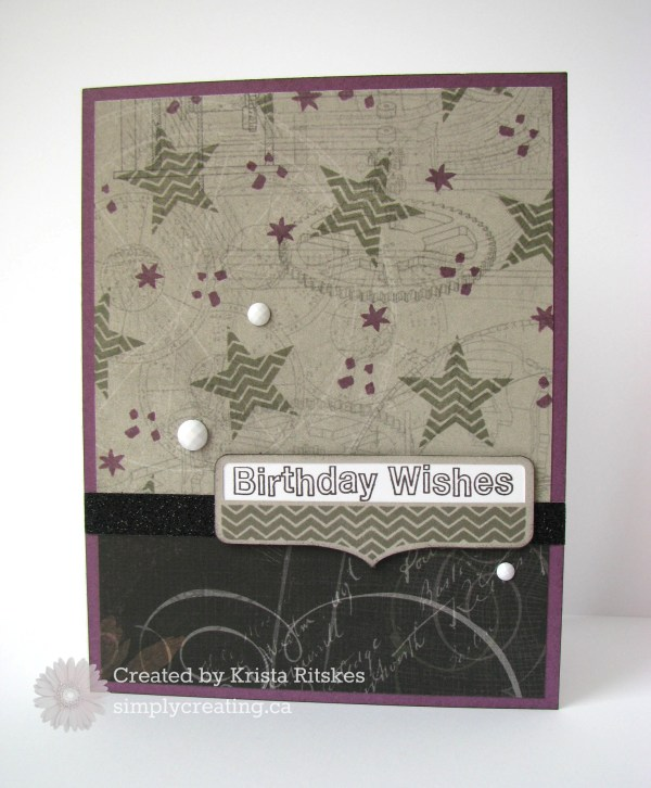 Nevermore birthday wishes by Krista Ritskes