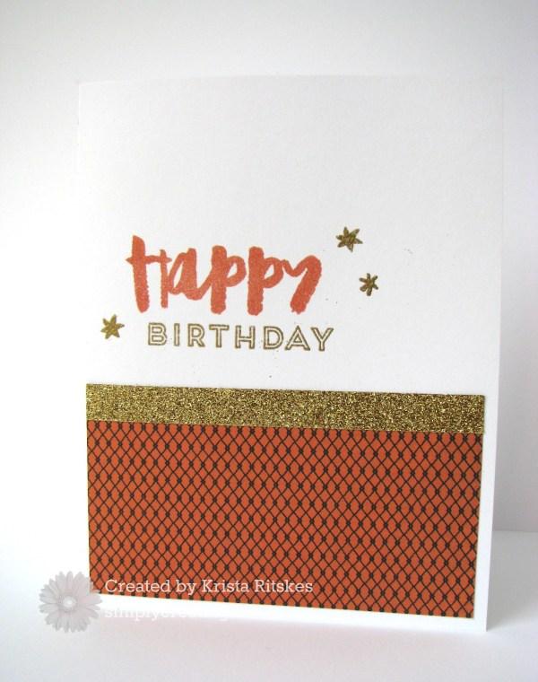 Nevermore Birthday by Krista Ritskes