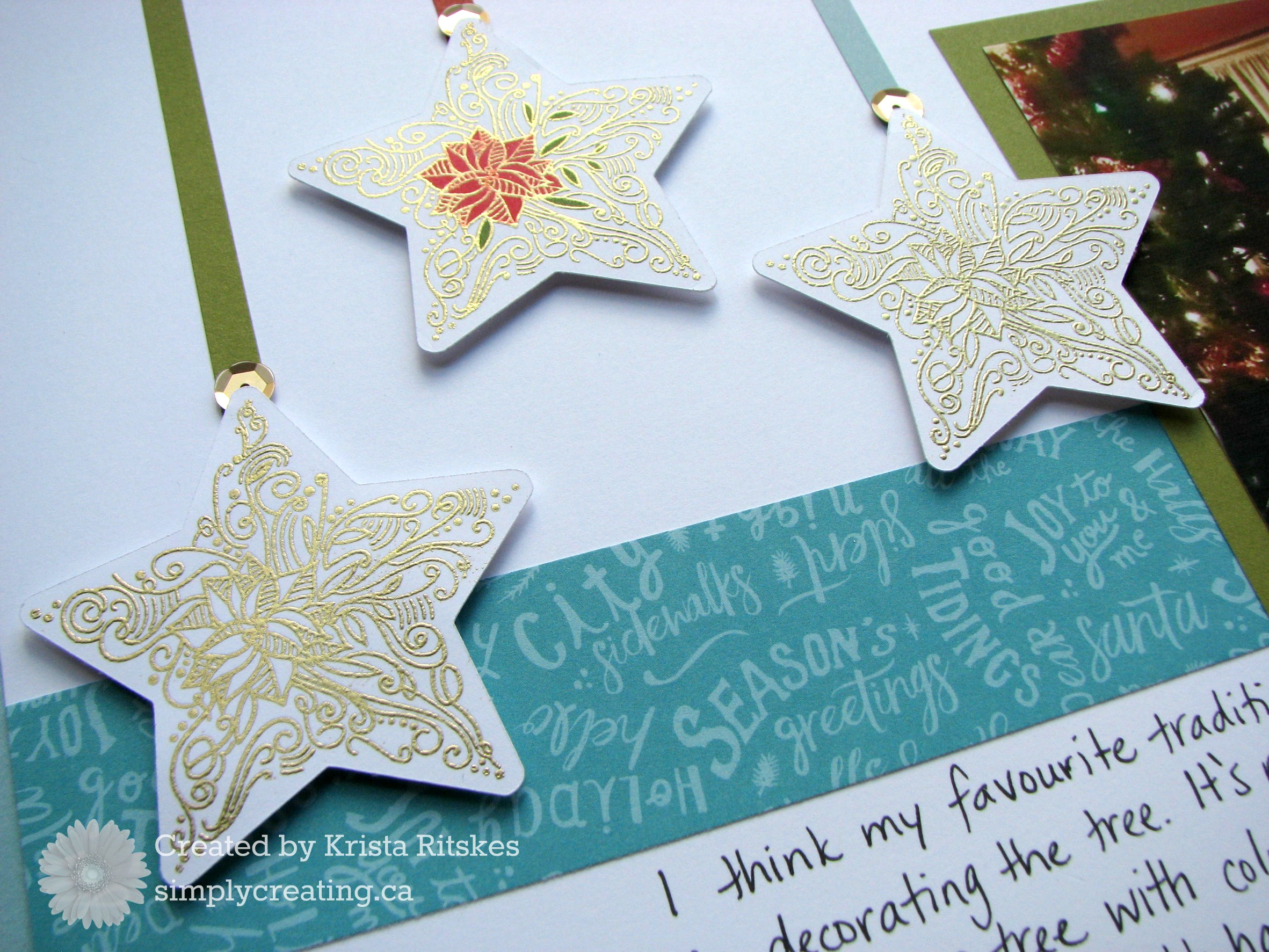 October Stamp-of-the-Month Projects