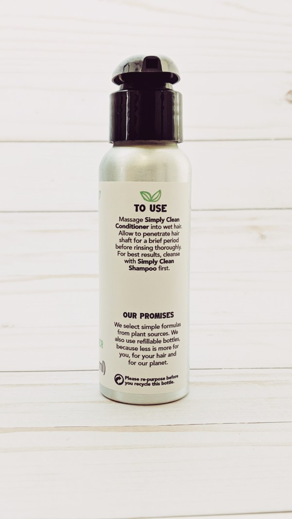 How to use wildcrafted Simply Clean Conditioner
