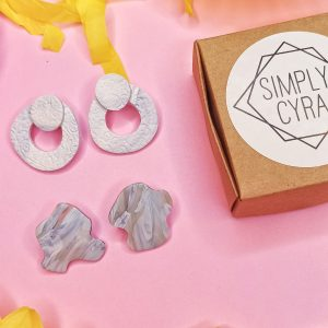 Statement Stud Pack by Simply Cyra