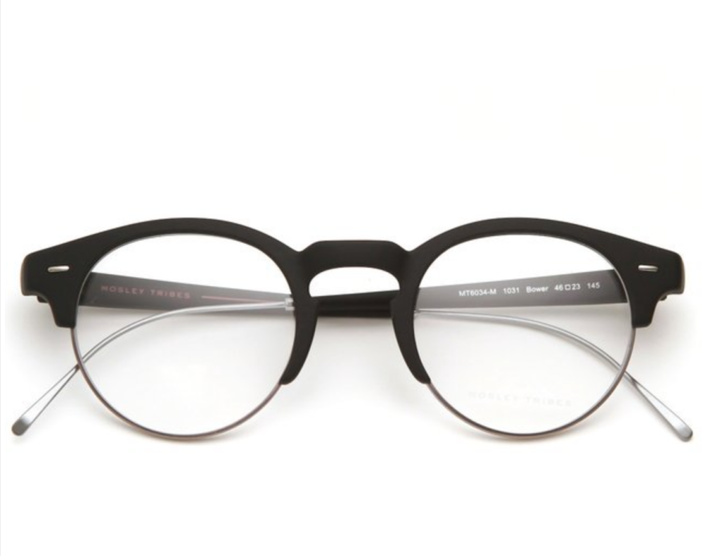 Bower optical glasses