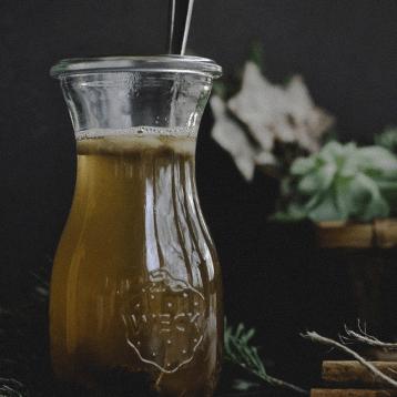 APPLE GLØGG recipe
