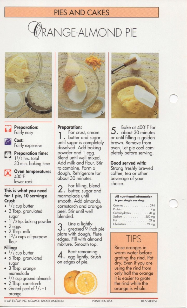 16-47 Orange-Almond Pie1