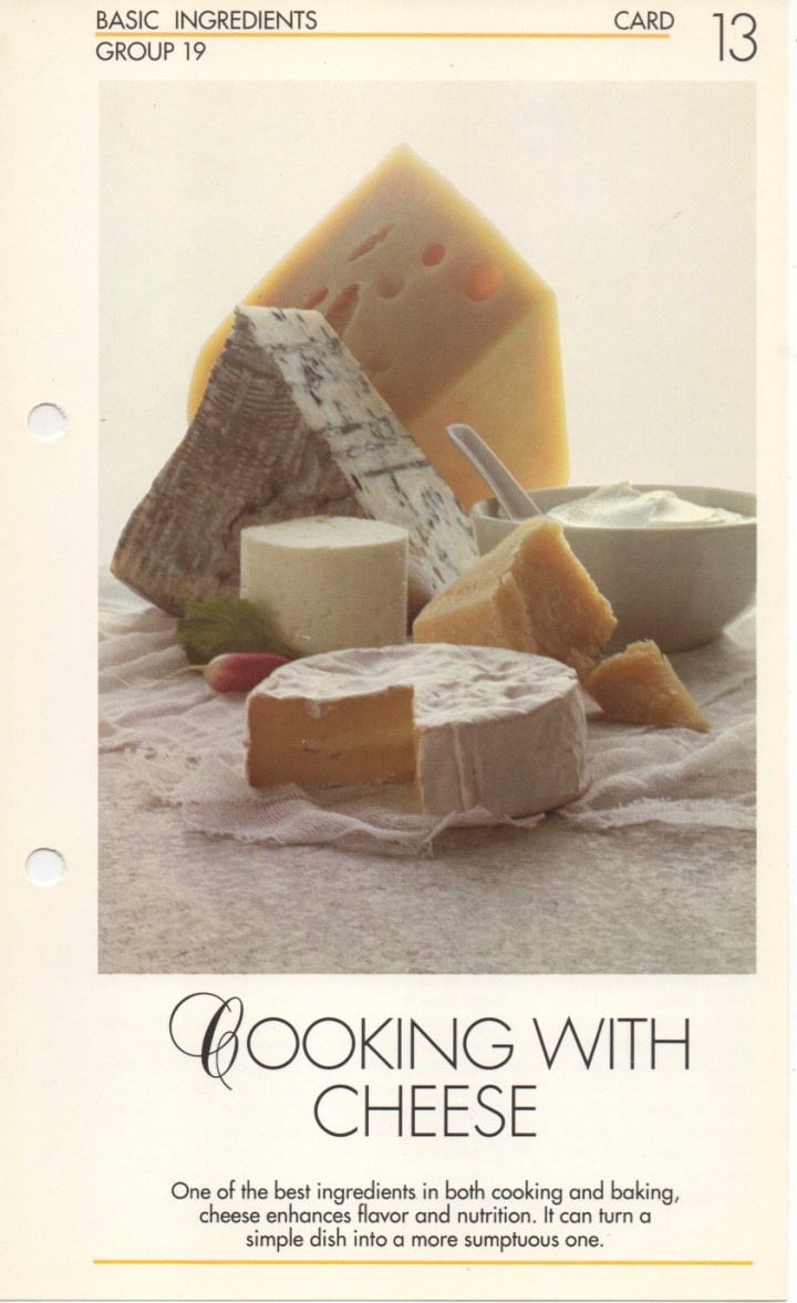 19-13 Cooking with Cheese