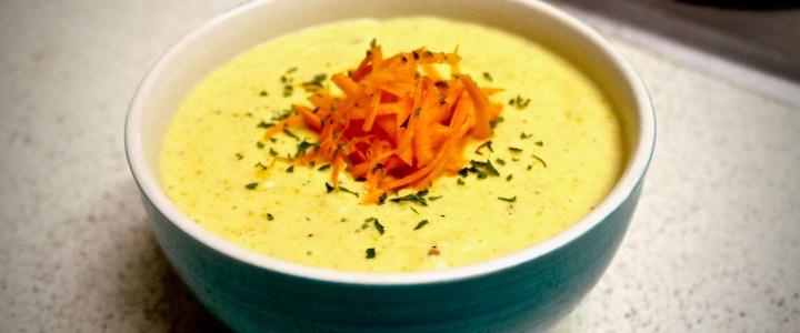 3-14: Creamy Corn Chowder