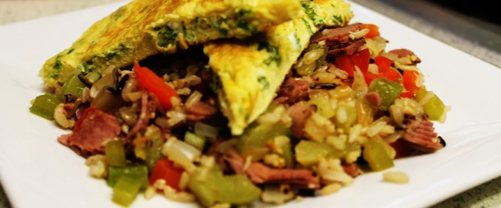12-16: Risotto with Pastrami