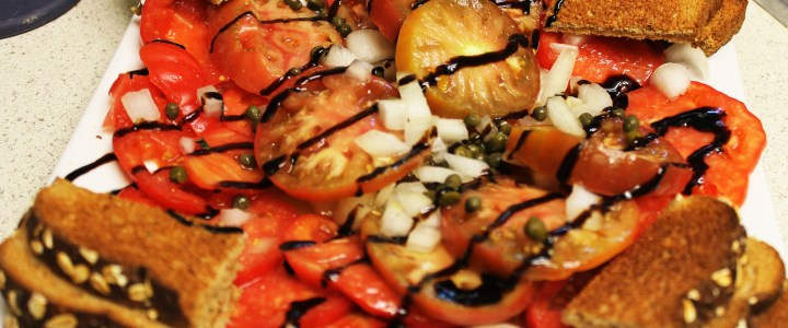 2-14: Quick and Easy Tomato Salad