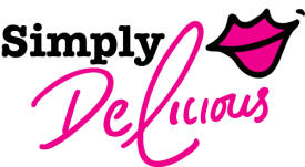 online fashion store simply delicious logo