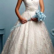 crystal lace applique overlay wedding dress sexy womens bridal gowns