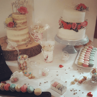 wedding sweet treats