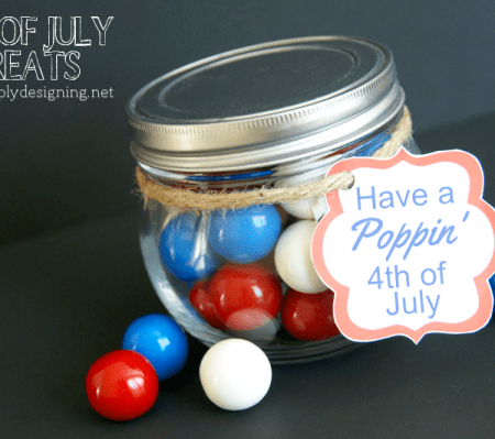 Have a Poppin' 4th of July