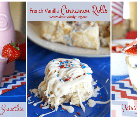 Patriotic Brunch Recipes + Free BINGO Printable { #CMSalutingHeroes #CollectiveBias #shop }