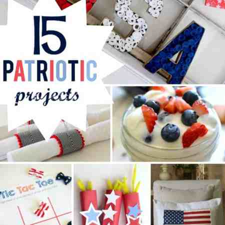 15 Patriotic Projects