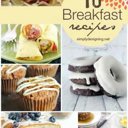 10 Breakfast Recipes