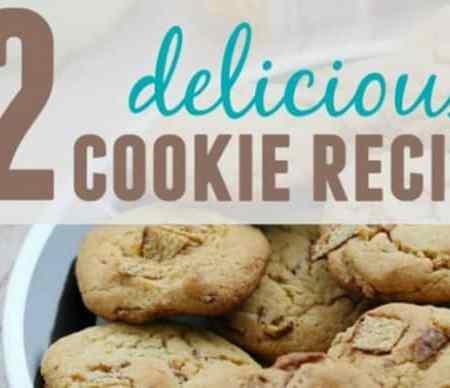 12 Cookie Recipes