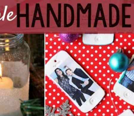 Simple Handmade Gift Ideas