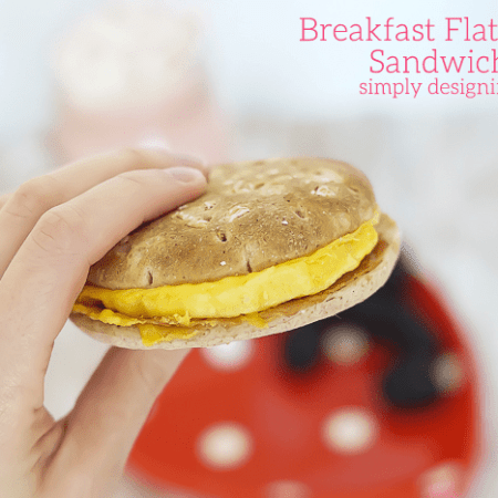 Jimmy Dean Delights Breakfast Sandwich