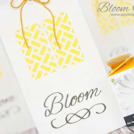 Bloom Gift Bags
