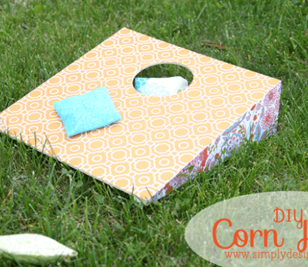 DIY Corn Hole