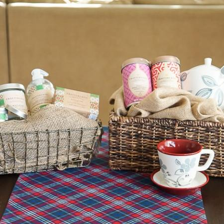 Simple Gift Basket Ideas
