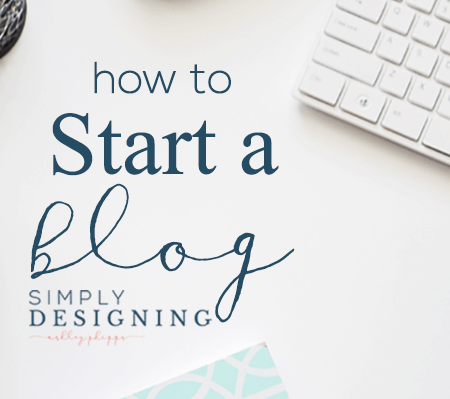 How to Start a Blog - sharing all the details of how to start a blog from the ground up