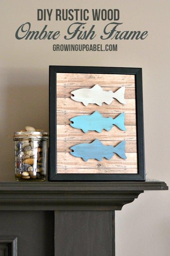 DIY-Rustic-Wood-Fish-Frame