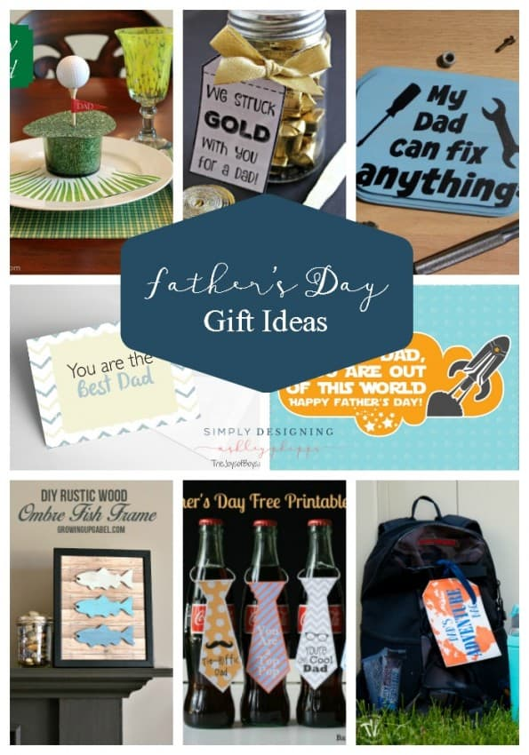 Father's Day Gifts Round Up Pinnable Image