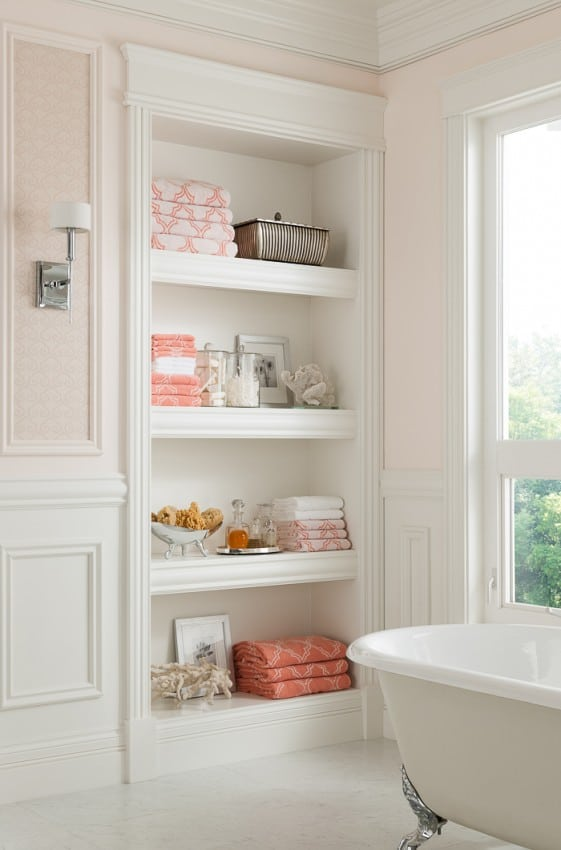 Adding Moulding to your Bathroom