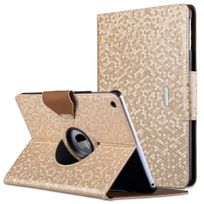 gold ipad case