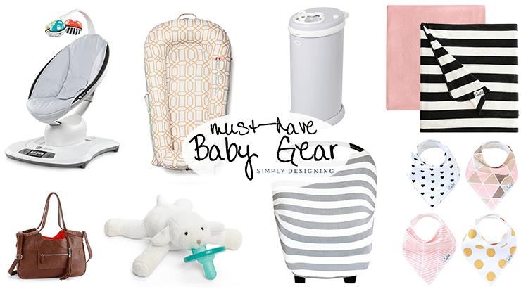 favorite baby gear part 1