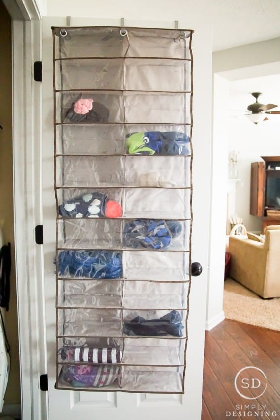 3 Unconventional Ways to use an Over the Door Organizer