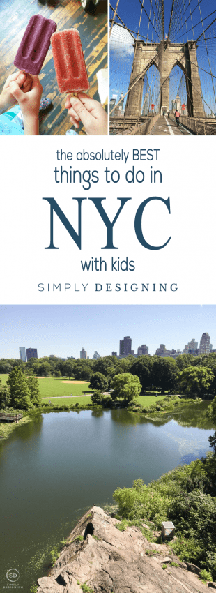 The Absolutely BEST Things to Do in NYC with Kids | What to Do in NYC in 3 Days | NYC in 3 Days with kids | NYC in 3 Days | If you are headed to NYC either with adults, by yourself or with your kids, this is the ultimate guide for what to do, where to eat, yummy treats to get during a 3 day trip to NYC