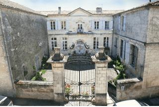 Hotel de Cours de Thomazeau, Castillones
