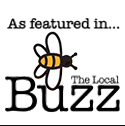 As featured in The Local Buzz logo