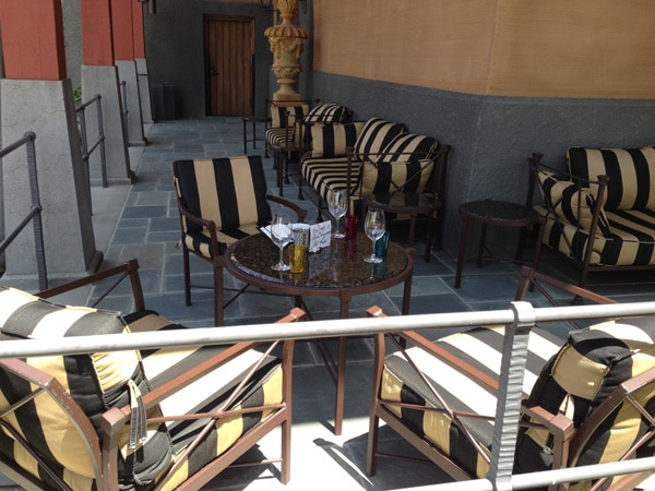 Luna Vineyards Dog Friendly Wineries Patio Simply Driven