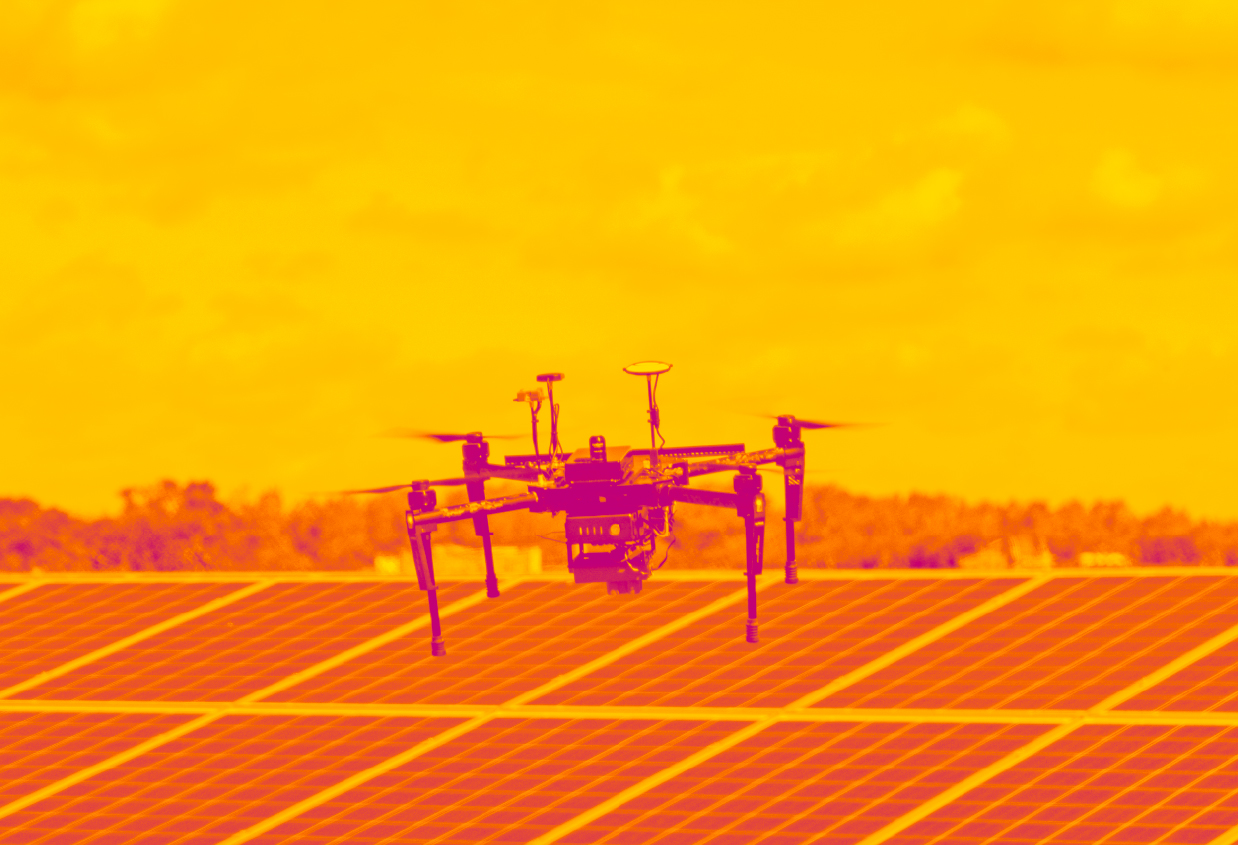 Aerial Thermography services