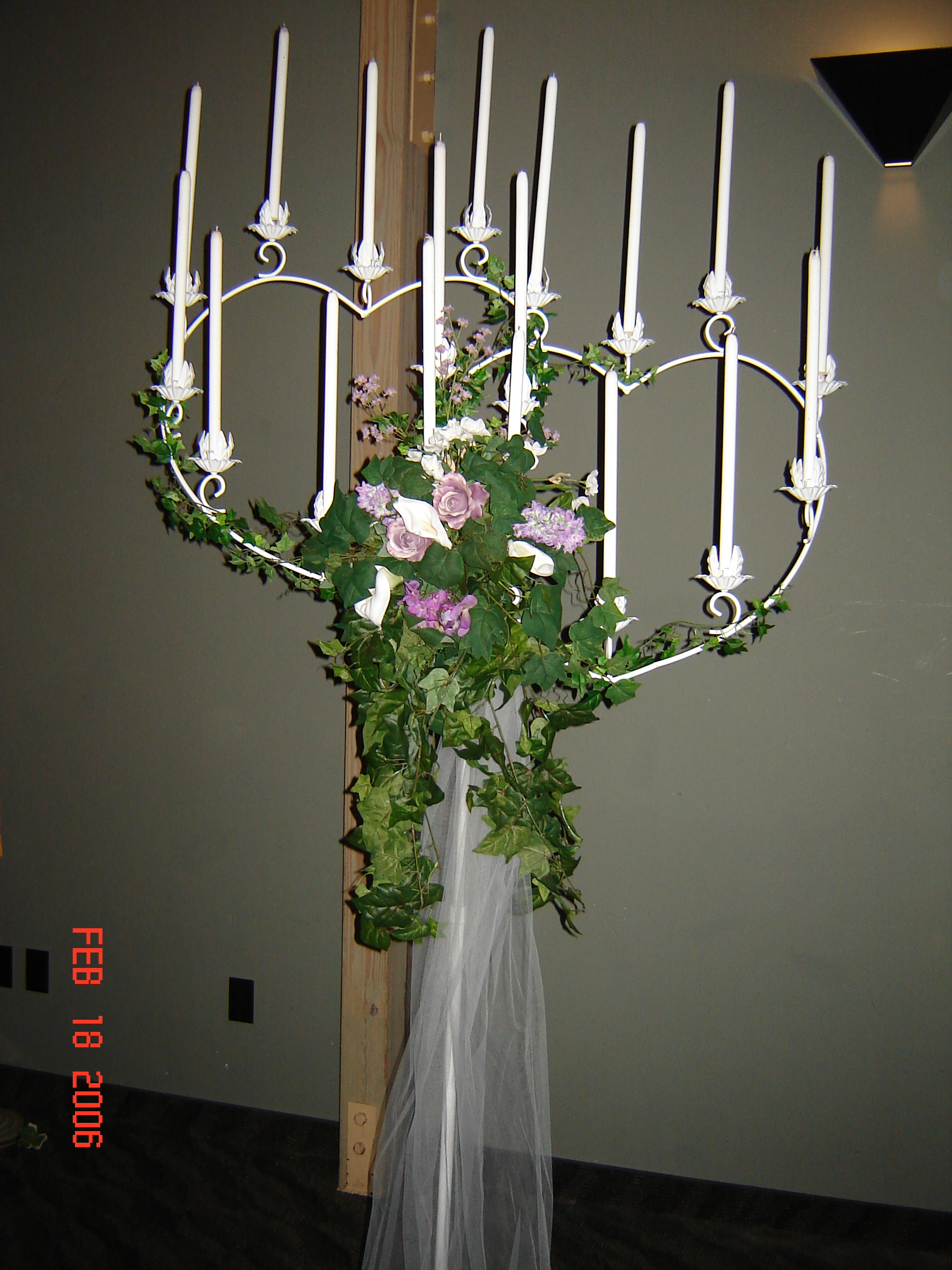 Simply Elegant Weddings Candelabra Rentals